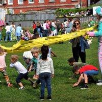 Деток развлекали, было очень весело всем! :: Татьяна Помогалова