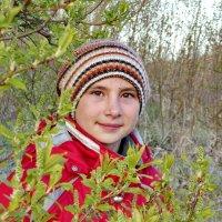 Юля :: Светлана Рябова-Шатунова