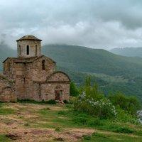 Сентинский храм, X век :: Руслан Комаров
