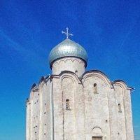 Церковь Спаса на Нередице :: Галина Каюмова