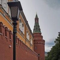 Стена Кремлёвская :: Павел