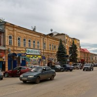 На улицах Бугуруслана. Оренбургская область :: MILAV V