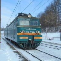ВЛ11 - 759А :: Сергей Уткин