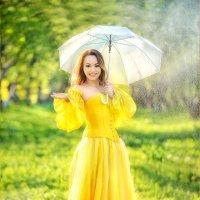 ...просто летний дождь прошёл... :: Татьяна Полянская