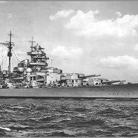 "German battleship ""Bismarck"". :: Александр"