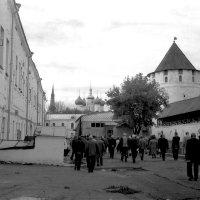 В Казанском кремле. :: alek48s