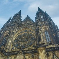 Собор святого Вита. Прага. Чехия. :: Олег Кузовлев