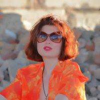 портрет Мари :: Роза Бара