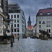 ПАРАДОКСЫ ИСТОРИИ. По дождливому Дрездену. :: Виталий Половинко
