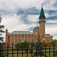 Мечеть. Бугуруслан. Оренбургская область :: MILAV V