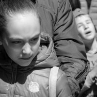 Отряд не заметил потери бойца :: Евгений Карский