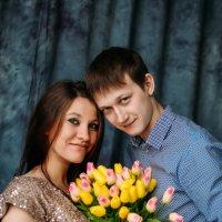Анастасия и Виталий :: Юлия