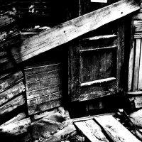 Больше никто не живёт... :: Marina Bernackaya Бернацкая