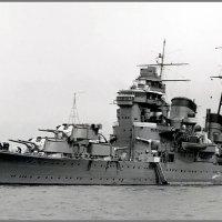 "I.J.N. heavy cruiser ""Ashigara"", Spithead Coronation Fleet Review, May 20th 1937. :: Александр"