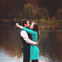 Осень наполненная любовью :: Надежда Журавкова