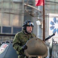 Танкист-гвардеец. :: Игорь Олегович Кравченко
