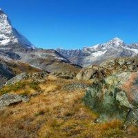 Горы,Альпы :: Elena Wymann