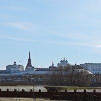 Ранним утром в Казани :: Ирина Козлова