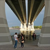 Под двумя мостами :: Надежда