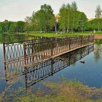 Милый мостик в половодье... :: Sergey Gordoff