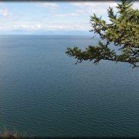 Над озером :: Грег