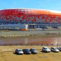 Мордовия-Арена :: Люба (Or.Lyuba) Орлова