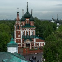 Ярославль Церковь Михаила Архангела :: Наталья Левина