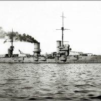"дредноут "" Полтава"" , в 1915 году. :: Александр"