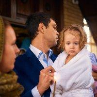 Крещение :: Петр Ступень