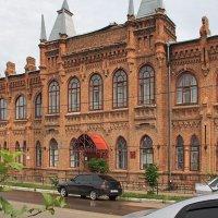Педагогическое училище. Бузулук. Оренбургская область :: MILAV V
