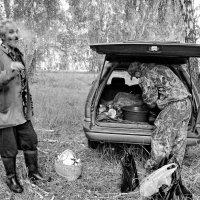 Перекурчик :: Светлана Рябова-Шатунова