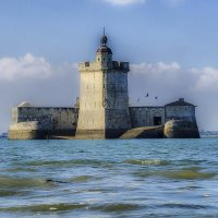 Форт Шарю или Форт Лувуа XVII век :: Георгий