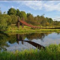 Мост через реку :: lady v.ekaterina