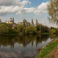 Торжок. Борисоглебский мужской монастырь. :: Александр Теленков