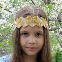 просто моя внучка :: Саша Милашкин