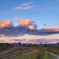 Восхитительный полёт облаков! :: Елена (Elena Fly) Хайдукова