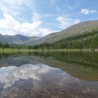 Озеро Любимое :: Sayan Wolf