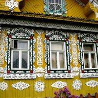 Весёлый домик в Плёсе :: Надежда
