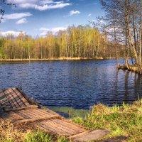 У холодной воды :: Владимир Макаров