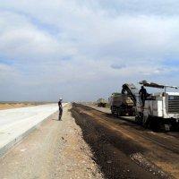 Строительство дороги. :: Anna Gornostayeva