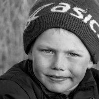 Деревенский мальчик - Слава :: Светлана Рябова-Шатунова