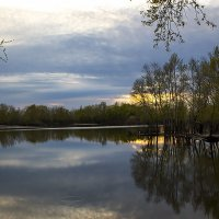 Закат ... :: Олег Кондрашов