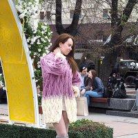 красивый вязаный наряд :: Олег Лукьянов
