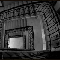 Лестница. :: Тамара