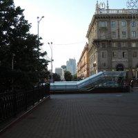 Минск. Улица Ленина :: Александр Сапунов