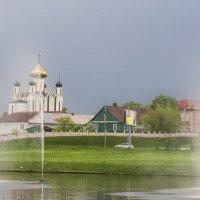 Лида. Вид на Церковь святого целителя Пантелеймона. :: bajguz igor