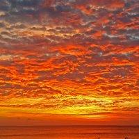 Закат на острове Бали :: Александр