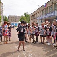 Прощай, школа! :: венера чуйкова