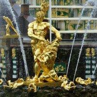С Днём Рождения, Петербург! :: Евгений Яхим
