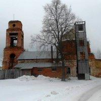 Пожарка :: Сергей Уткин